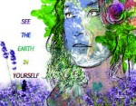 See The Earth In Yourself front and back
