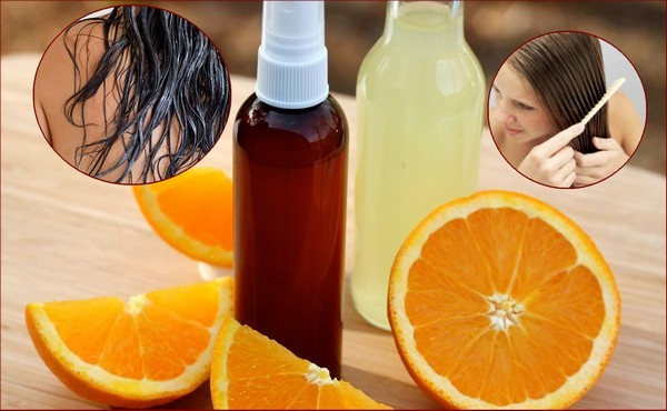 orange hairspray image